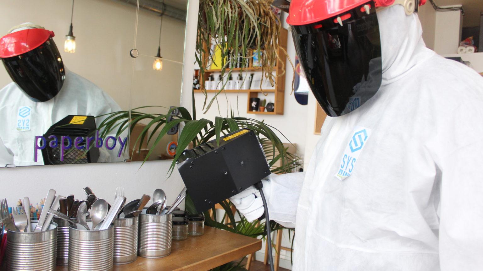 Désinfection restaurant Sys-Clean