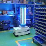 L'utilisation des robots UV pour lutter contre la Covid-19